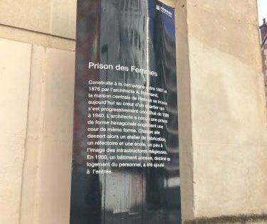 Forum de l'emploi à la prison pour femmes de Rennes