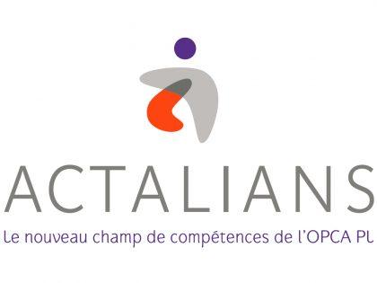 Formations sélectionnées par OPCA-PEPSS – Actalians